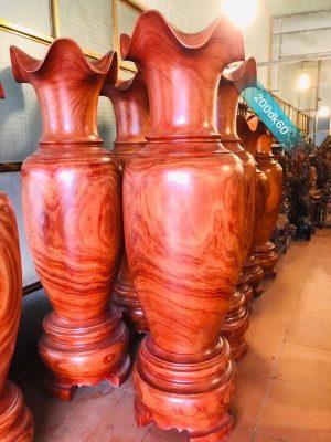 lục bình gỗ phong thuỷ 2m