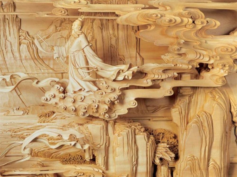cách chọn tranh gỗ phù hợp cho gia chủ