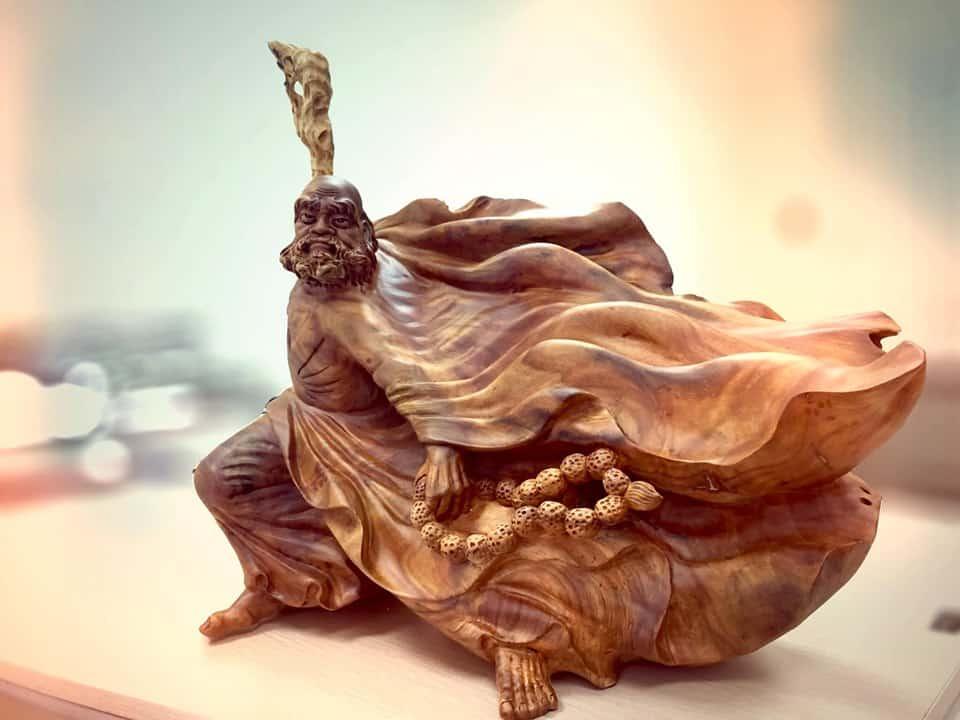 ý nghĩa cửa tượng đạt ma sư tổ